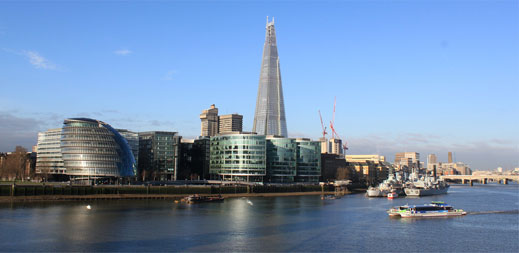 Shard of Glass - Londra