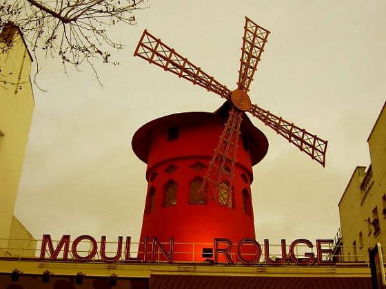 La Ville Lumière (sogno Parigi stanotte) dans dalla Francia