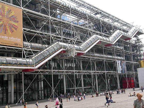 Parigi il paradiso dell 39 architettura moderna di paolo for Architettura a parigi