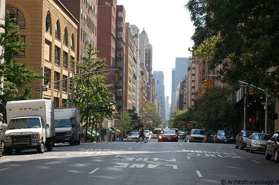 UPPER EAST SIDE - Siamo all'altezza della 87th St tra Madison Ave, Park Ave e Lexington Ave