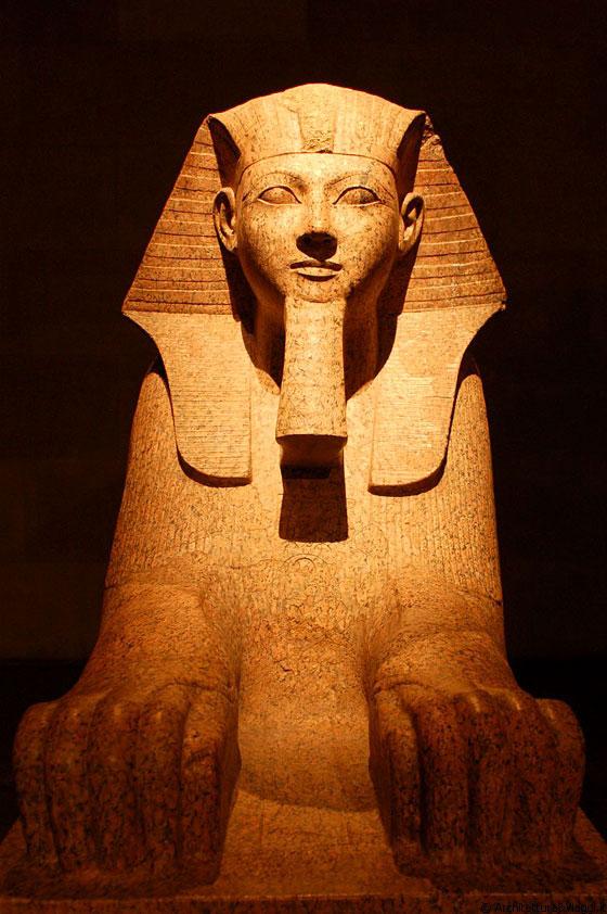 Metropolitan Museum Of Modern Art Sfinge Di Hatshepsut