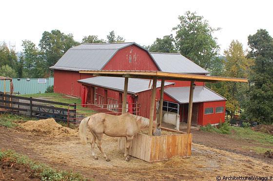 Ohio l 39 ambiente bucolico di una fattoria amish for Progettazione di una fattoria industriale