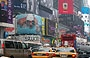 TIMES SQUARE. Simbolo di New York City e cuore di Manhattan