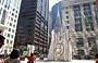 CHICAGO. Monument with Standing Beast (Jean Dubuffet) di fronte al J.R. Thompson Center