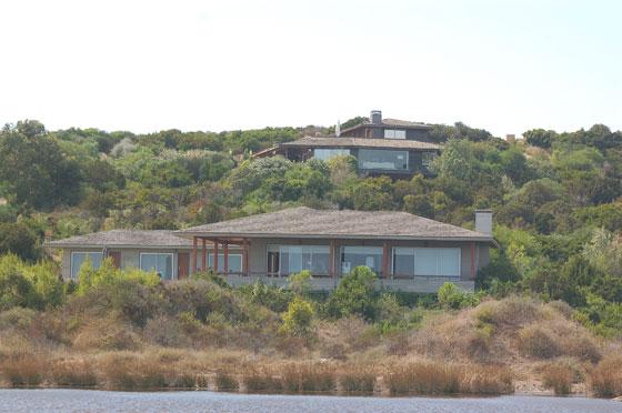 Corsica del sud lussuose ville moderne nella tenuta de for Ville moderne immagini
