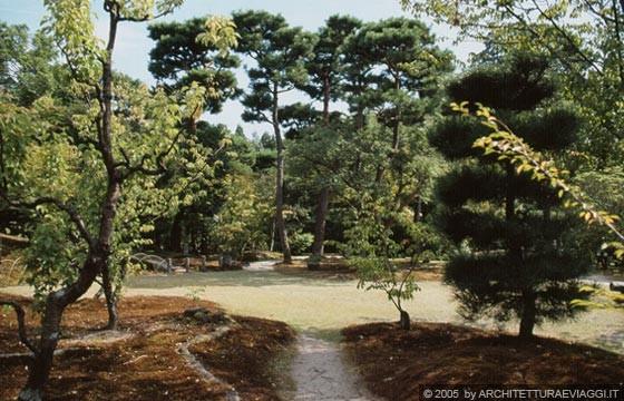 Nara la quiete dei giardini isui en for Giardino hamarikyu