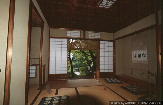 Nara isui en dall 39 interno della sala da t attraverso - Coibentare casa dall interno ...