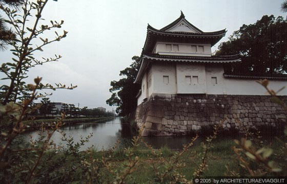 Foto Giardino Zen Giappone : Kyoto centro castello nijo jo