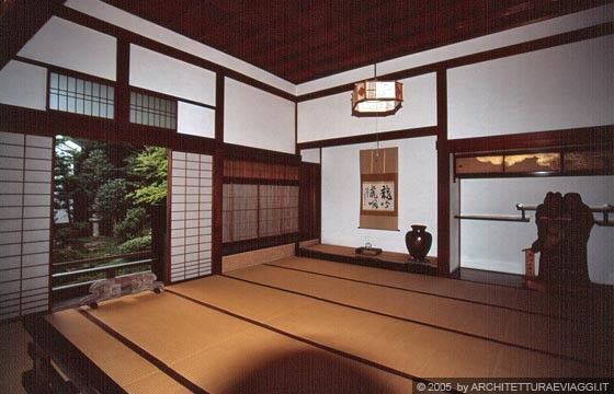 Kyoto est nanzen ji interni for Foto case giapponesi