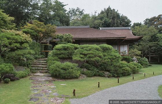 Okochi sancho la villa dell 39 attore giapponese okochi for Foto case giapponesi