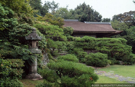 Kyoto Arashiyama Okochi Sancho Giardino Di Passaggio