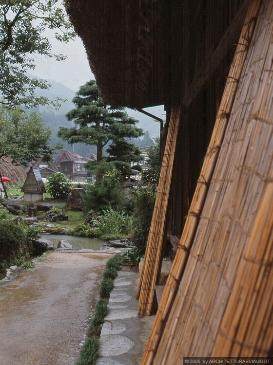 Regione Della Valle Di Shokawa Ogimachi Kanda Ke Il