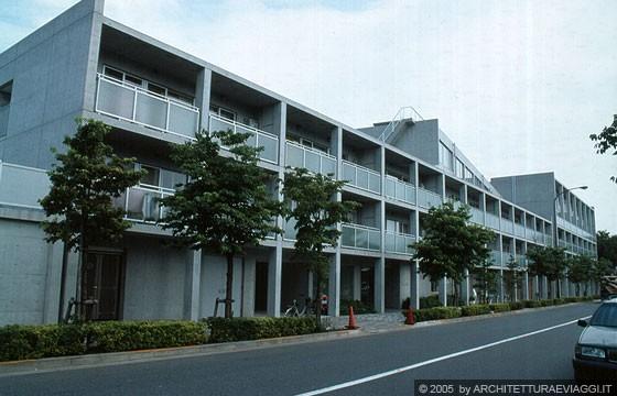 Tokyo sengawa appartamenti nei pressi del tam progettati for Appartamenti giappone