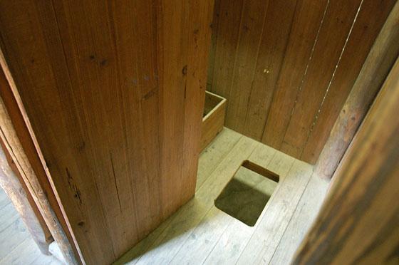 Tai fu tai mansion particolare del wc alla turca for Bagno alla turca