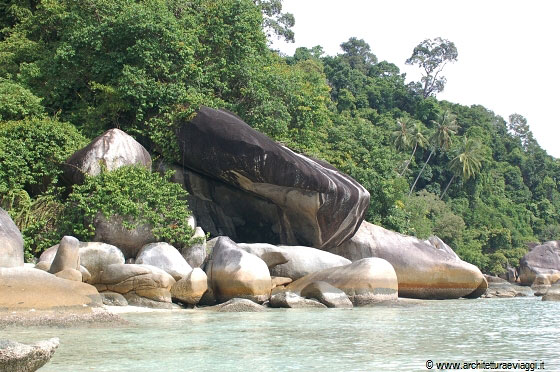 ISOLE PERHENTIAN - Seychelles o Perhentian?