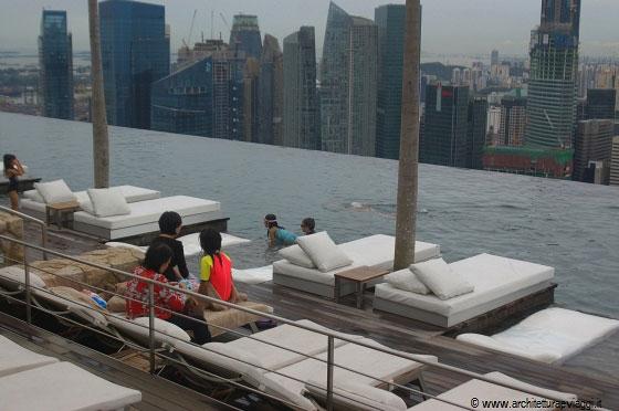 Hotel shanghai piscina sul tetto - Singapore hotel piscina ...