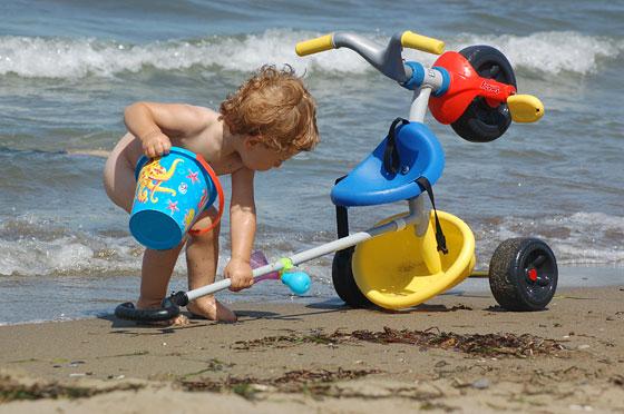 Spiaggia della giannella quanto lavoro per un bimbo cos for Quanto costruire un piccolo garage