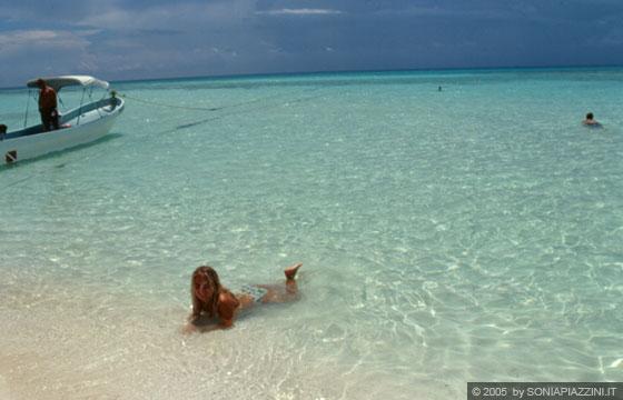 playa del carmen bagni di sole e mare