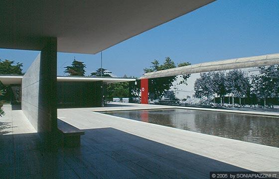 BARCELLONA - Padiglione di Mies Van der Rohe