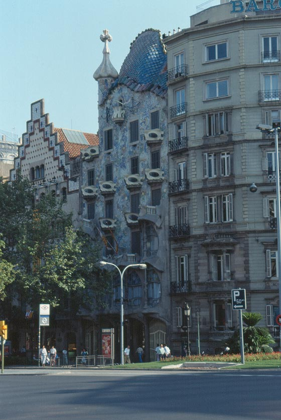Barcellona casa batll passeig de gracia n 43 - Ristrutturo casa ...