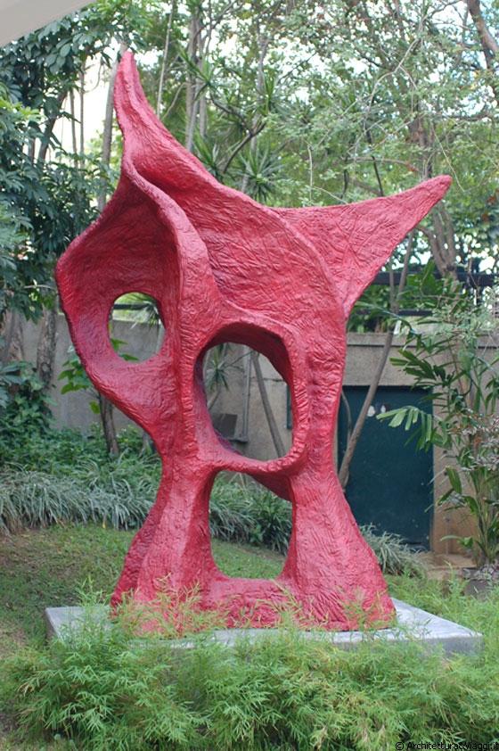 Ben noto DI ARTE CONTEMPORANEA DI CARACAS - Lo spettacolare giardino delle  NN14