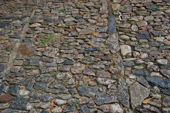La pavimentazione esterna tutto su ispirazione design casa for Stucco e pietra esterna