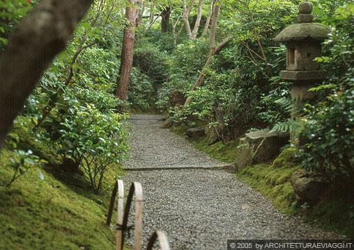 Giappone l 39 arte dei giardini zen giapponesi - Immagini di giardini di villette ...