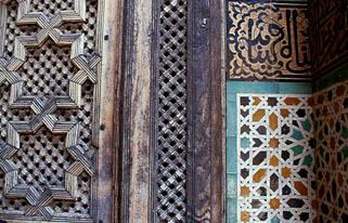 Marocco elementi dell 39 architettura marocchina - Sala marocchina usata ...