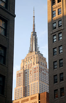 Empire State Building, 350 Fith Avenue