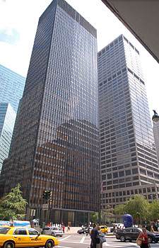 Seagram Bulding, New York - NY